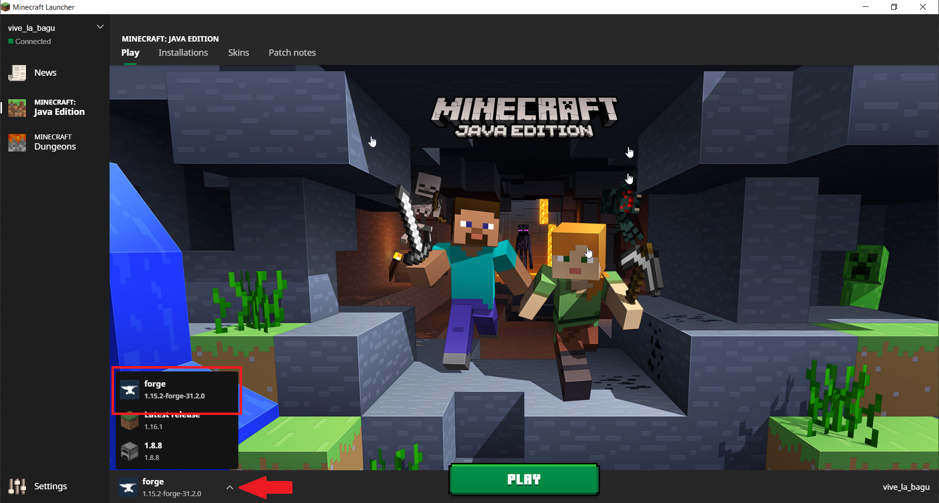 to install Minecraft Forge on your PC ...
